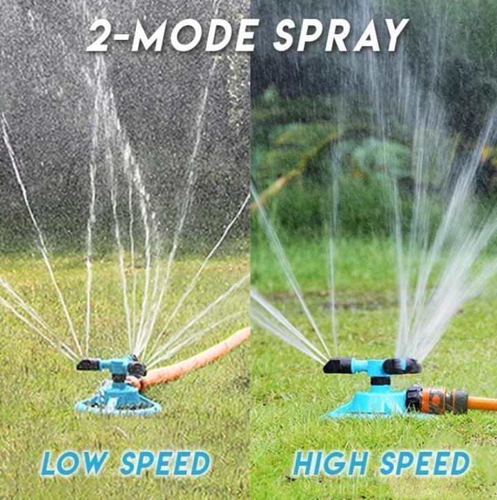 Automatic 360 Rotating Garden Sprinkler-Last Day Promotion 50% Off