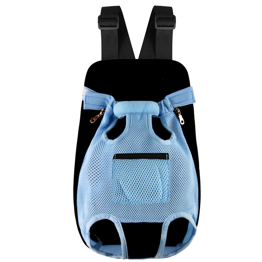 16 Color Options Adjustable Pet Carrier Backpack, Legs Out & Easy-Fit