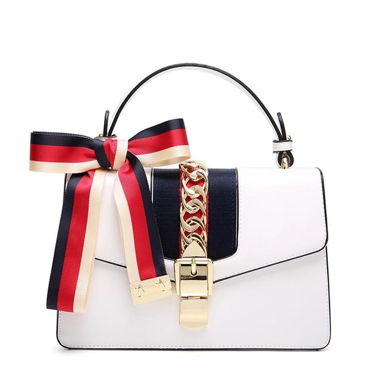 Pure White Daily Teenager Bag