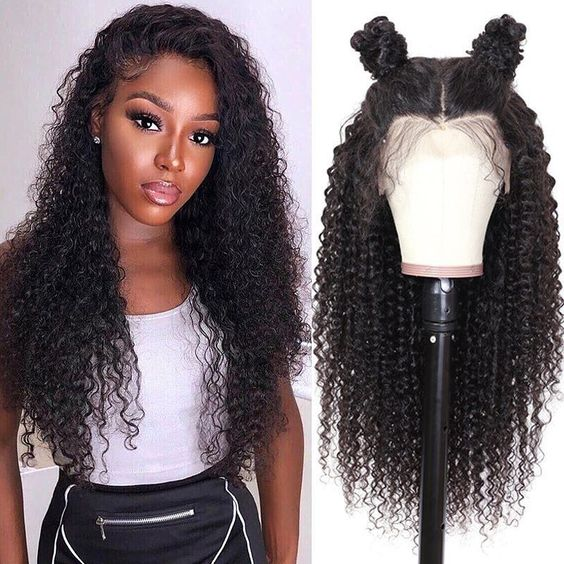 Lace Front Wigs Black Hair long natural wigs for black women