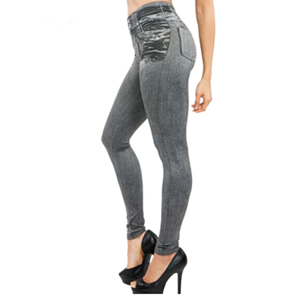 🥇( 60%OFF ) ✈Global orders arrive in 3-7 days--Fitness Push Up Legging Jeans