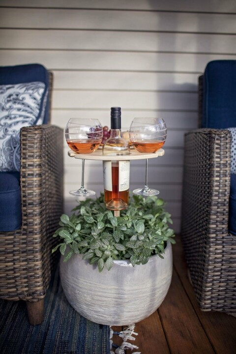 Outdoor Portable Diy Wine Table🔥Buy More Save More🔥