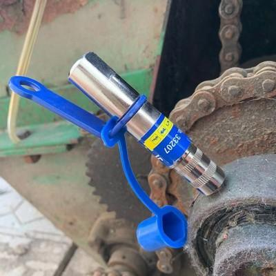 9th Generation High Pressure Grease Coupler