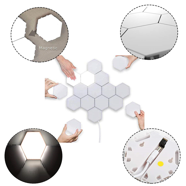 Buy 2 Free Shipping! - Modular Smart Touch LED Light
