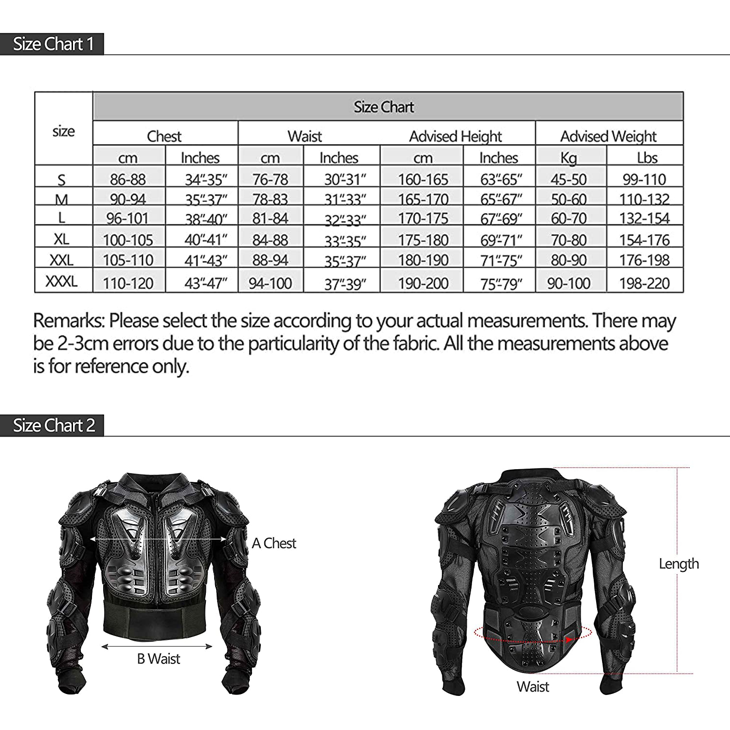🔥(Last day 50%OFF) Motorcycles Armor Jacket- Free Shipping
