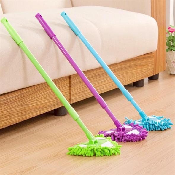 🔥Christmas Special Offer🔥Triangle Retractable Cleaning Mop