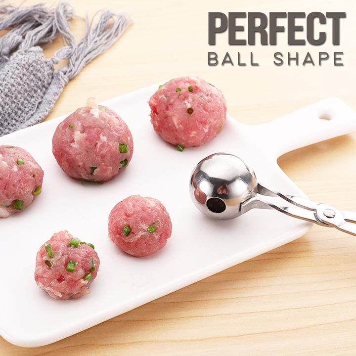 Stainless Steel Meat Baller Meatball Maker, kitchen accessories