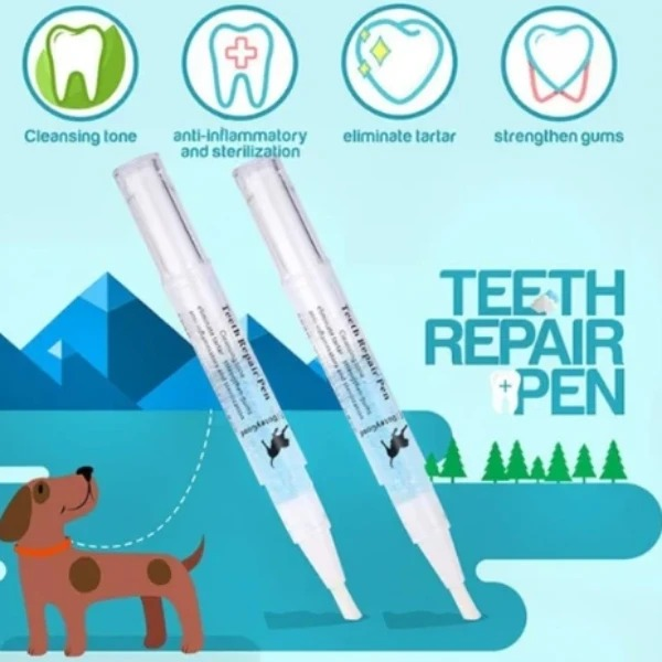 70% OFF- Pet Teeth Cleaning Kit