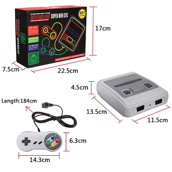 HD Arcade Video Game Console-🔥50%OFF🔥