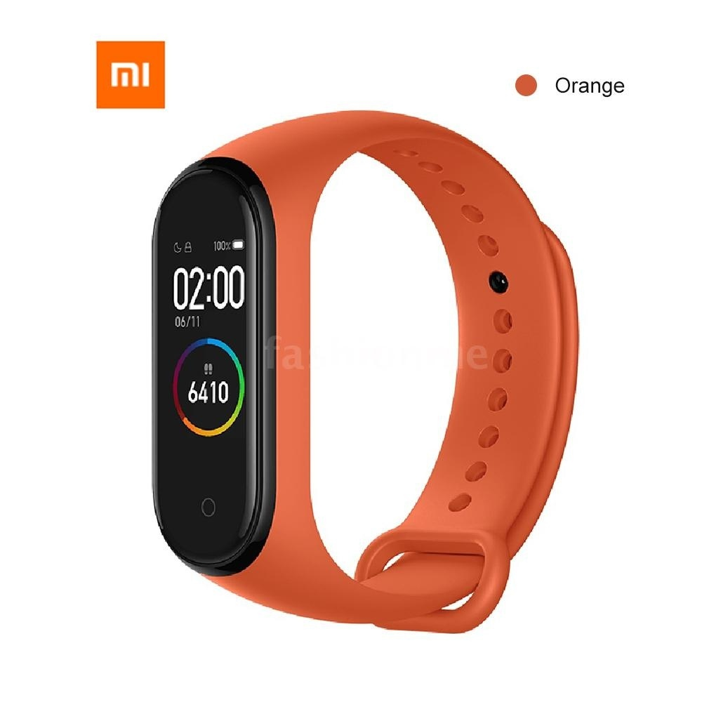 Xiaomi Mi Band 4 Smart Heart Rate Monitor Fitness Color Screen Wristband - Chinese/English Version