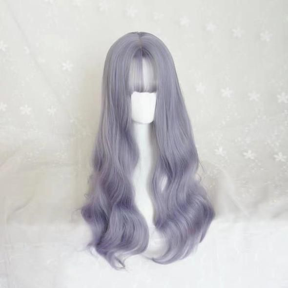 Gray Hair Wigs For African American Women Gray Hair Men Ursula Wig Audrey Descendants 3 Wig Toni Braxton Wigs Real Wigs