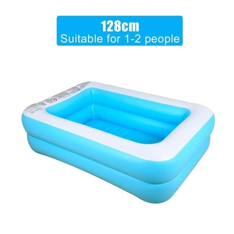 Summer Inflatable Family Kids Children Adult Play Bathtub Water Swimming Pool