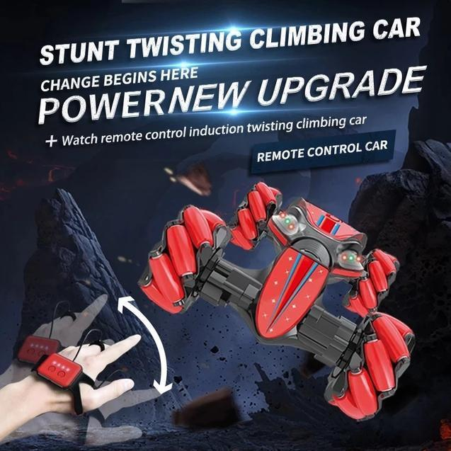Upgraded Version Double-Sided Stunt Car