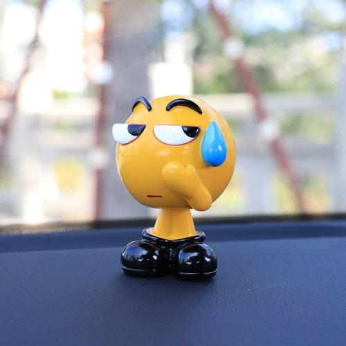 Cute Emoticon Pack Car Ornaments(Buy 2 Free Shipping)