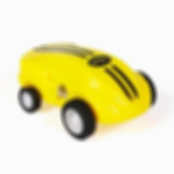 KISSLAY™ Mini High Speed Spinning USB Rechargeable RC Laser Car for Kids