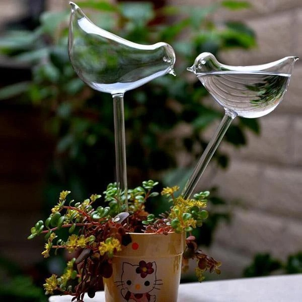 😍💥Spring Hot Sale 50% OFF💥😍Self-Watering Plant Glass Bulbs & Buy 4 Free Shipping
