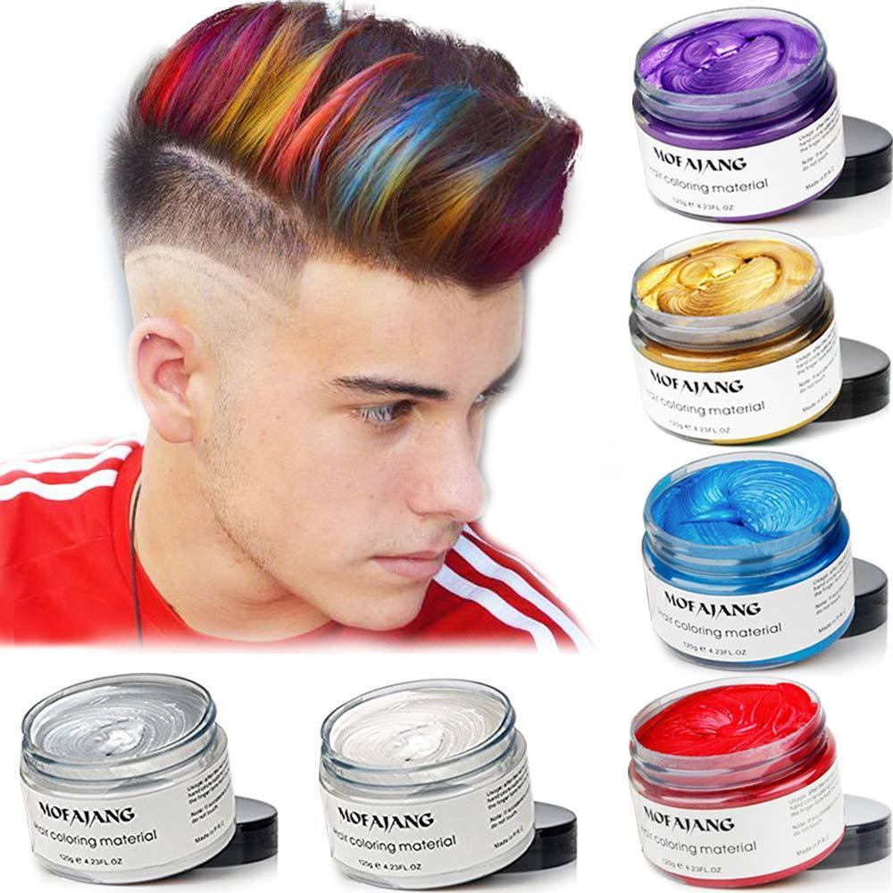 [⏳Buy 2 Free Shipping] Hair Color Wax