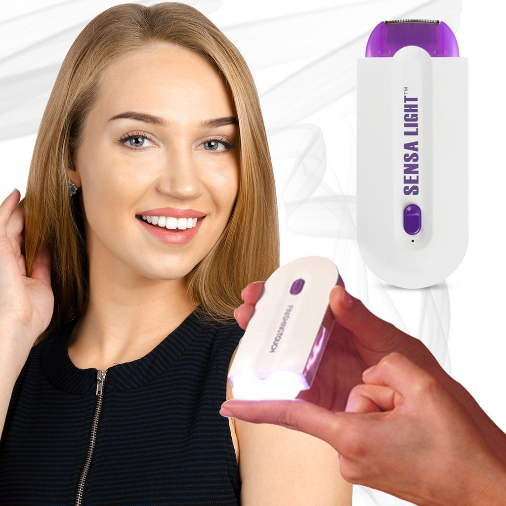 (60% OFF Holiday Promotion+BUY 2 Free Shipping)FINISHING TOUCH HAIR REMOVER