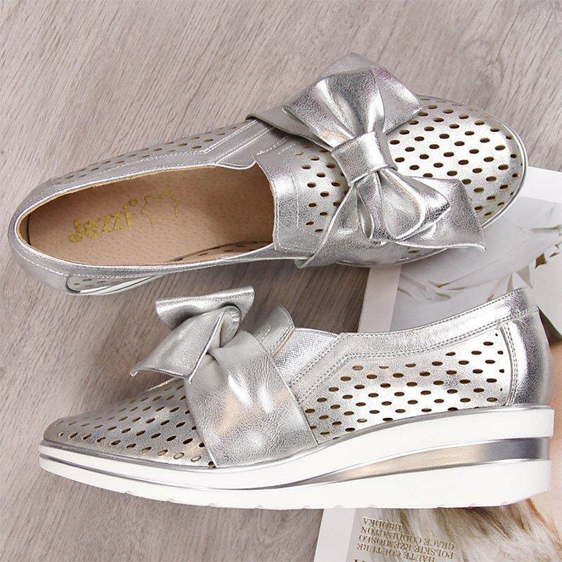 Summer Bowknot Sneakers