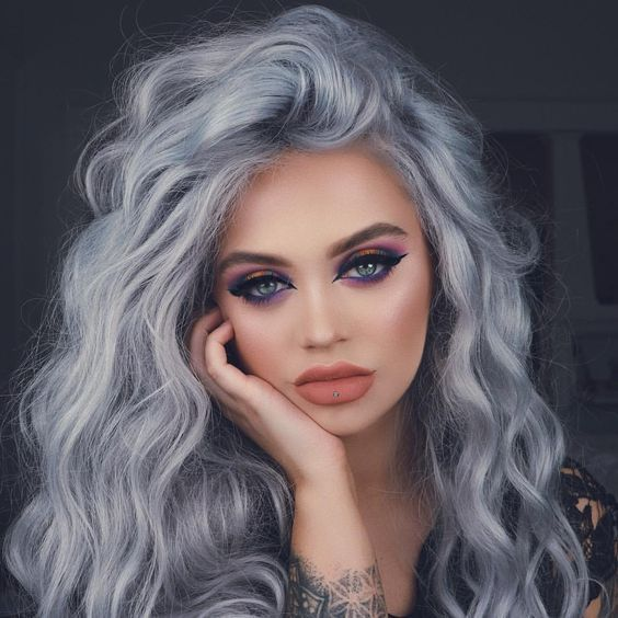 Gray Hair Wigs For African American Women Monokuma Wig Loose Deep Wave Wig Ginger Wig Wigs For Thinning Hair Pink Human Hair Wig