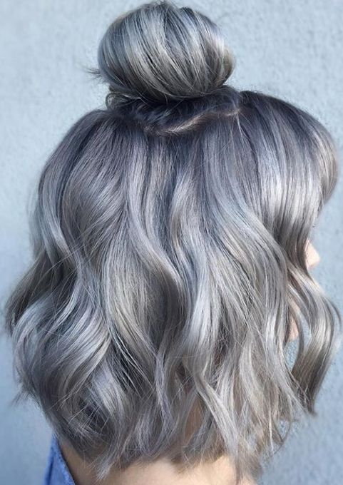 2020 New Gray Hair Wigs For African American Women Wig Adhesive Neon Wigs Dark Hair With Grey Danny Zuko Wig Sky Wigs