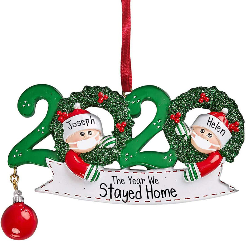 🎄Christmas Hot Sales🎄Personalized family 2020 Christmas decorations