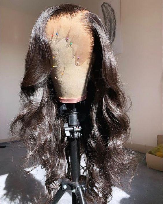 Lace Wig Black Wigs Natural Color Afro American Natural Hairstyles Afro American Natural Hairstyles Free Shipping