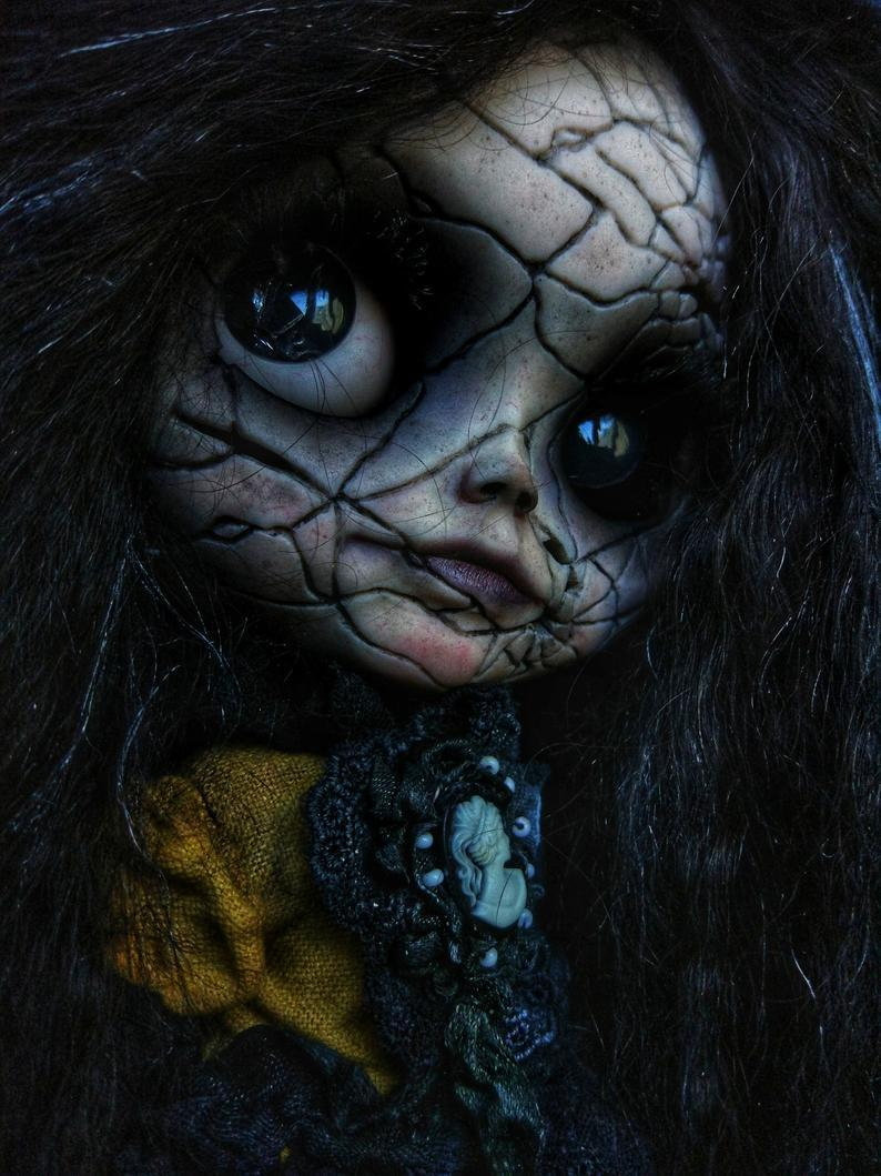 Esmeralda-Exclusive collection doll,Blythe Doll