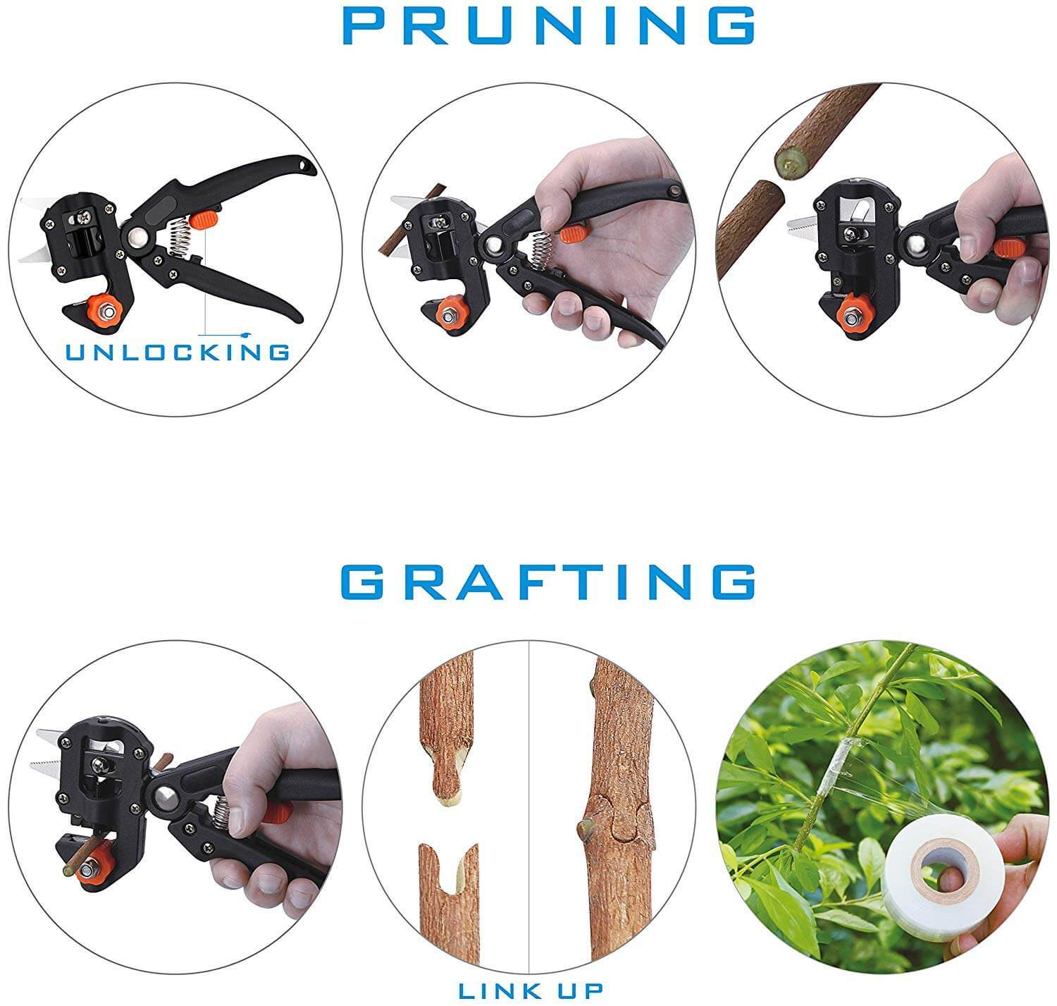 (💥New Year Flash Sale💥-48% OFF)Simple Grafting Tool Kit-(Buy 2 get free shipping)