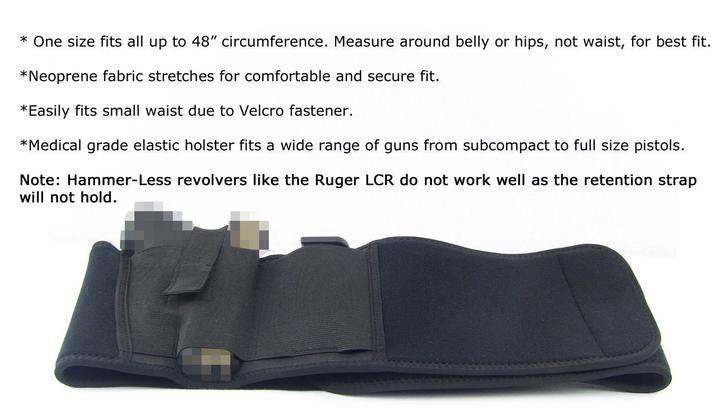 🔥Buy 2 Save $7🔥 Ultimate Belly Band Holster