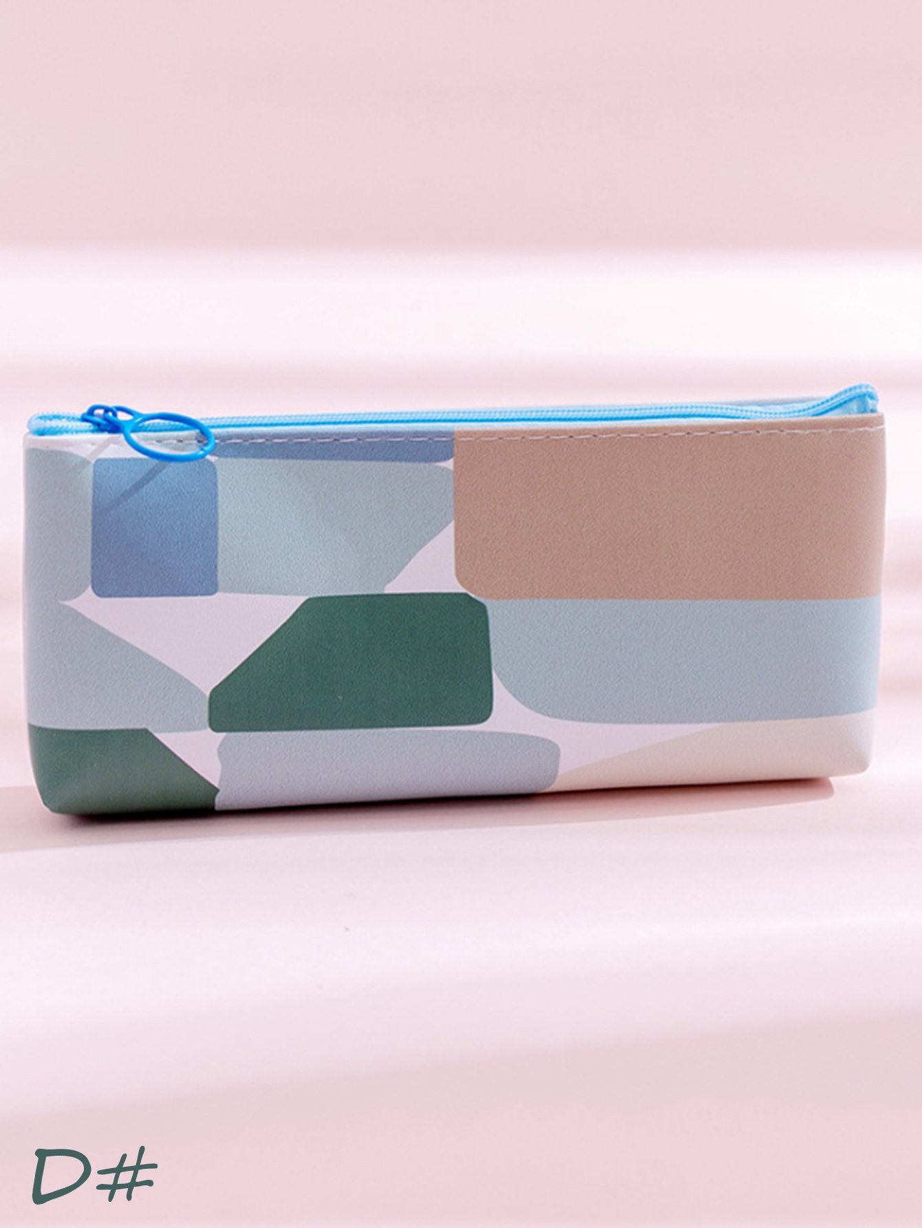 Graphic Print Pencil Case 1pc