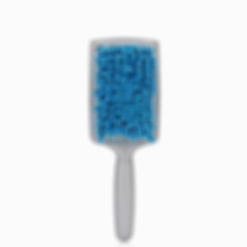 Soft Microfiber Quick Absorbent Dry Comb Hairbrush