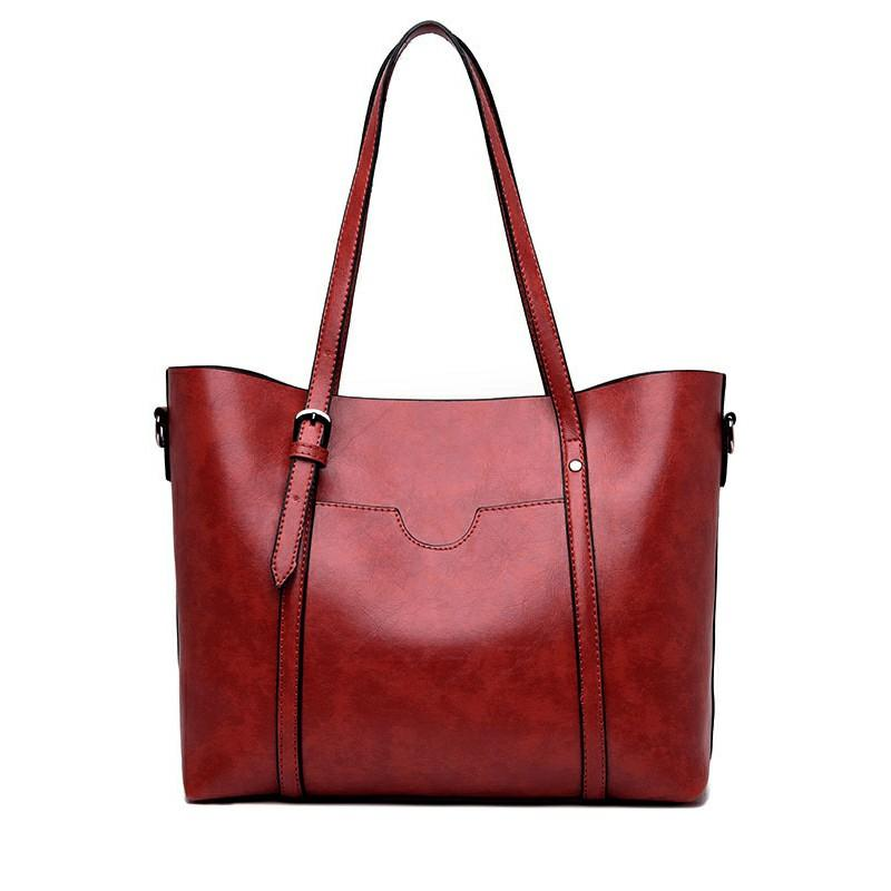 Casual-style fashion long-strapped lady bag