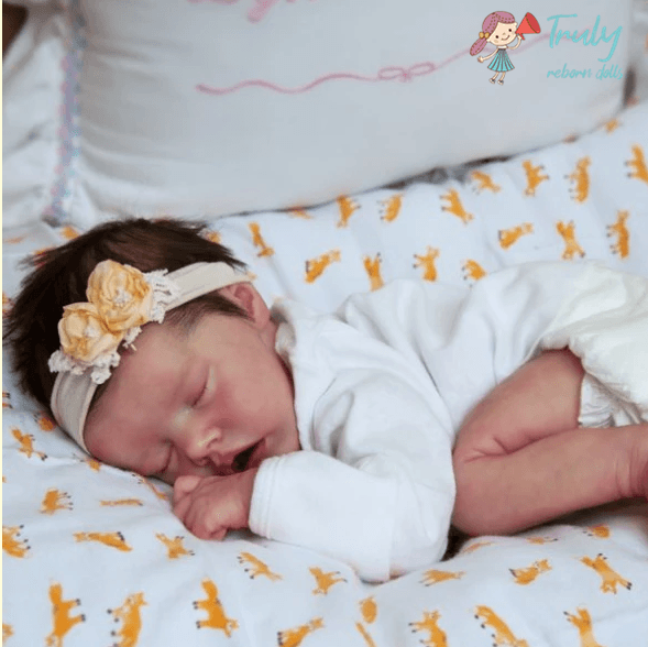 [Special Discount]17'' Realistic Reborn Baby Girl Doll Ruth