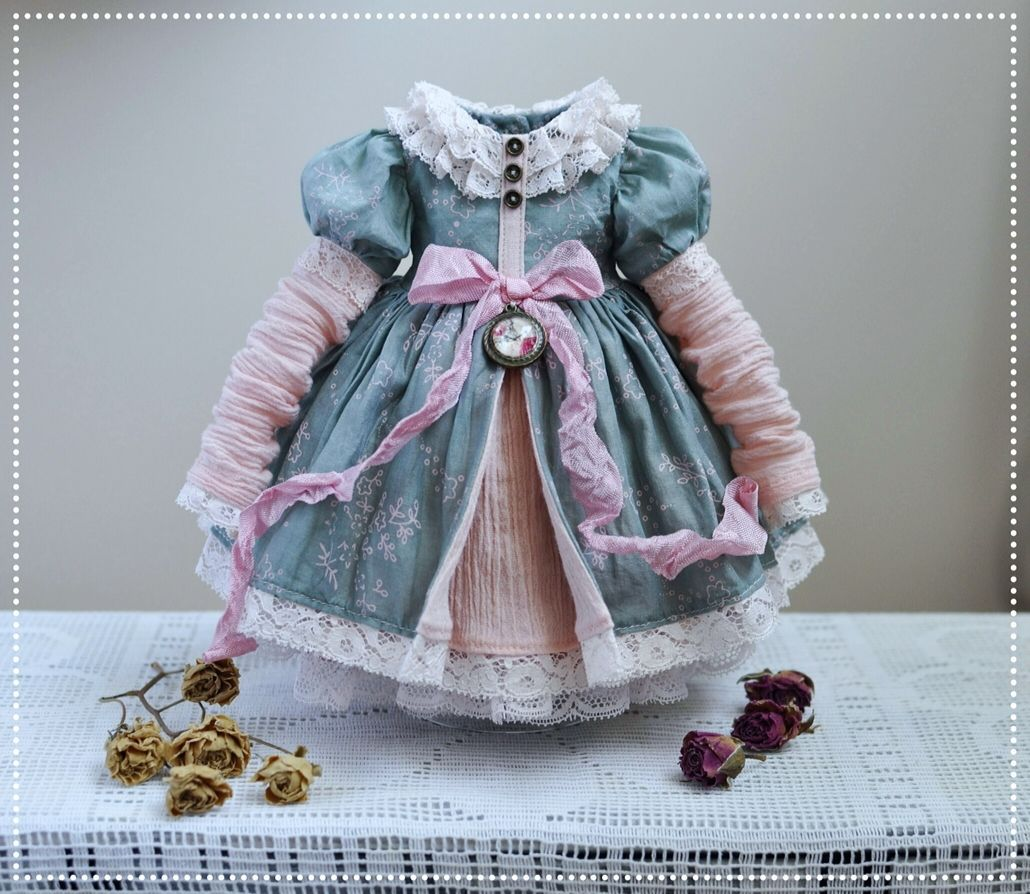 👧👧Little Darling Dianna Effner Doll with dress💝Lolita Style#Doll clothing spree 2