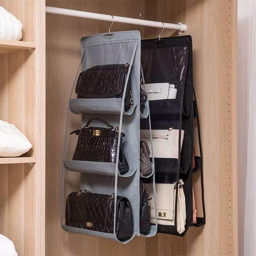 🔥Hot Sale‼--Bag 3 Layers Folding Shelf Bag Purse 50% OFF - Only 300 pieces