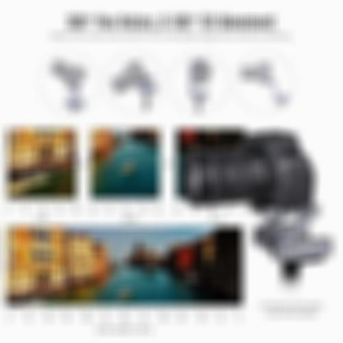 Z-Type Camera Folding Tripod Pan Tilt—— Buy two free shipping