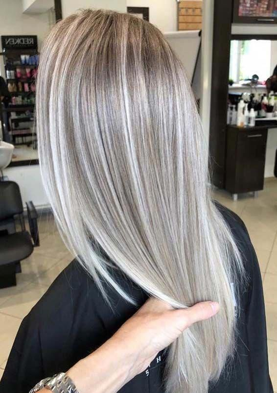 Gray Hair Wigs For African American Women Invisible Wig Gray Hair At 21 Lace Front Weave Grey Ombre Bob Blond Wig With Bangs