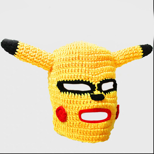 Pikachu cap-BUY 2 Free shipping