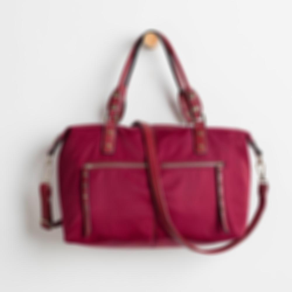 Women Nylon Casual Travel Shoulder Bag