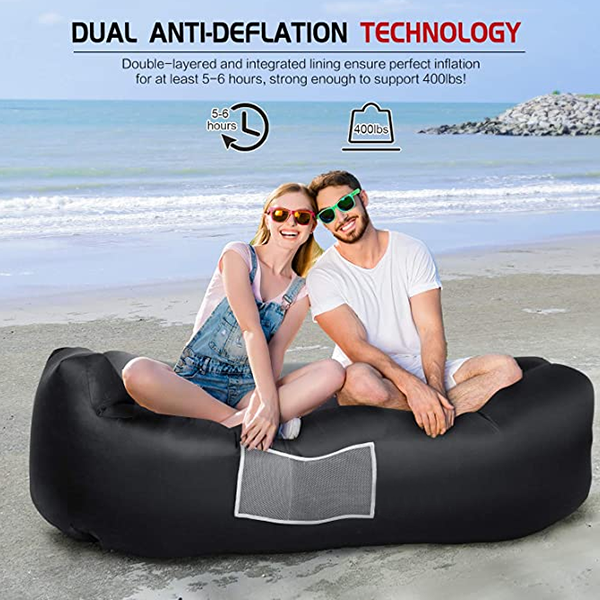 (LAST DAY PROMOTIONS- Save 60% OFF)Ultralight Inflatable Lounger