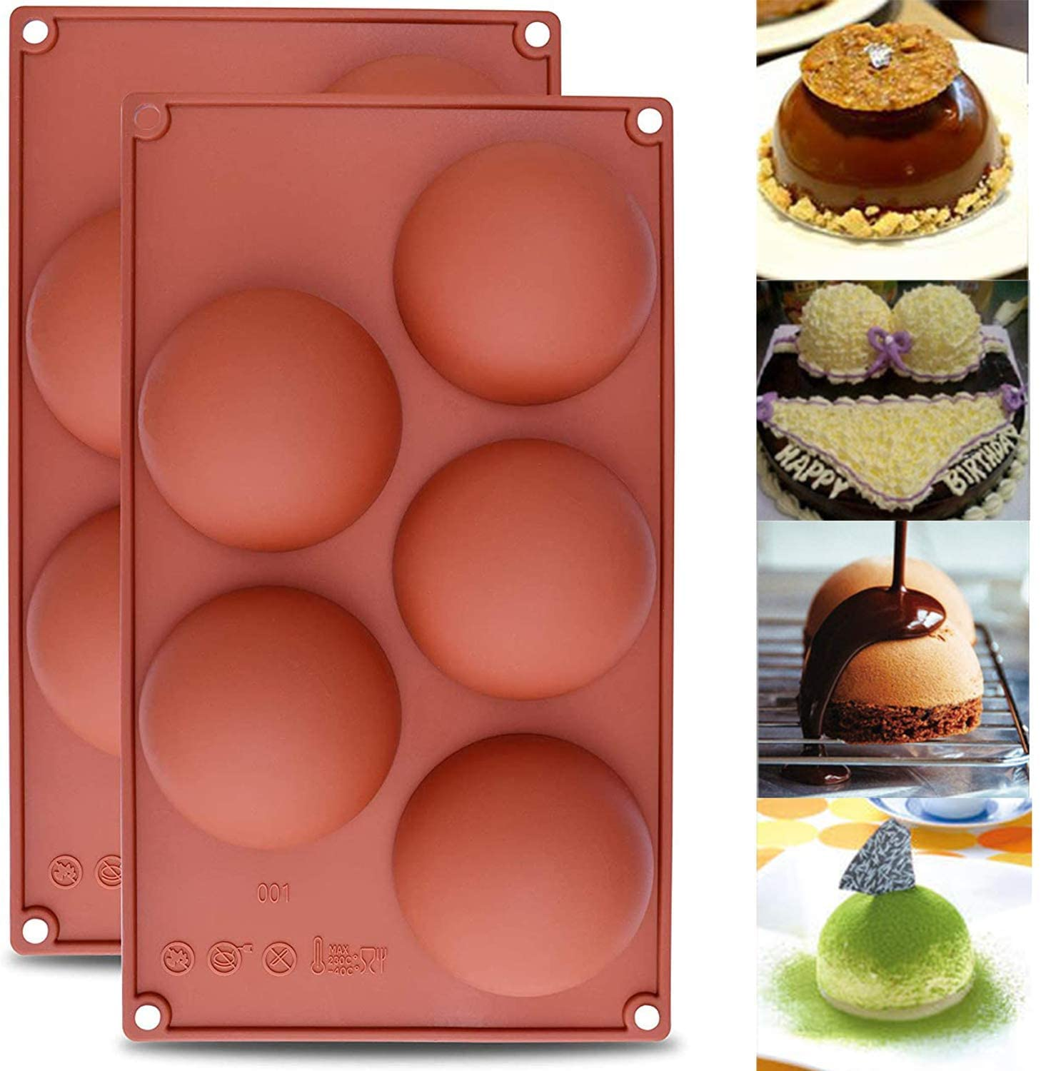 Only Today $9.99-Hot Chocolate Bomb Mold