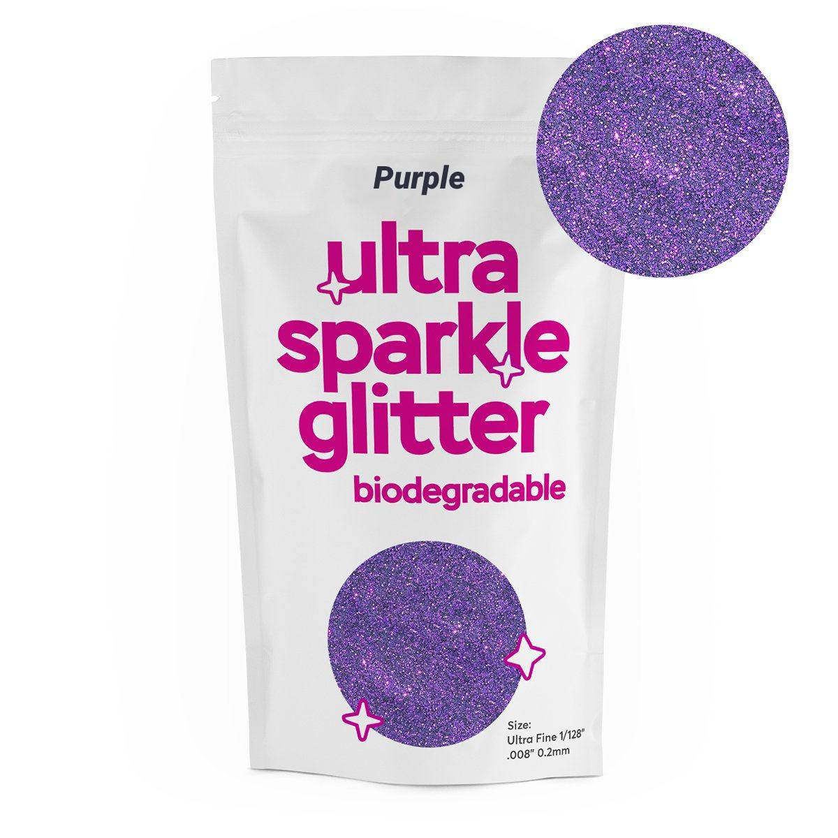 Eco Friendly Biodegradable Ultra Sparkle Glitter! (BUY 2 FREE SHIPPING)