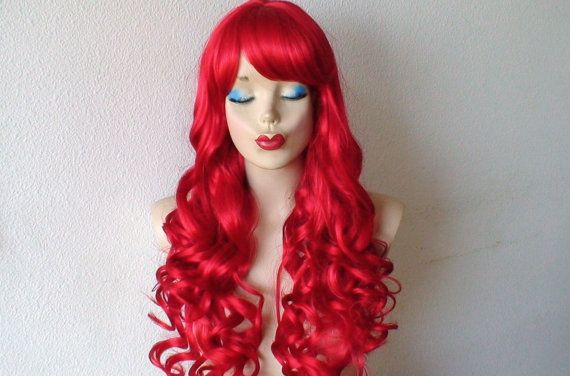 Red Wigs Lace Front Hairstyles With Braiding Hair Short Mohawk Haircut 2000S Hairstyles Asian Fade Haircut Hairstyles For Long Faces Short Haircuts For Women