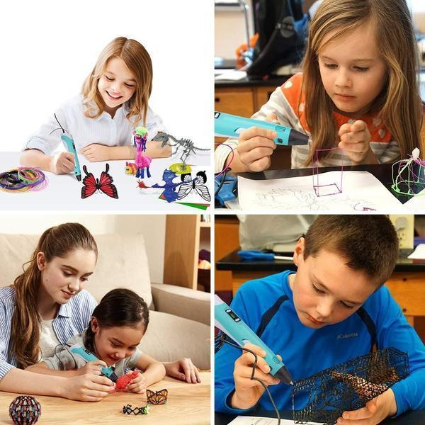 Higomore™ 3D Printer Pen For Children And Adults Drawing