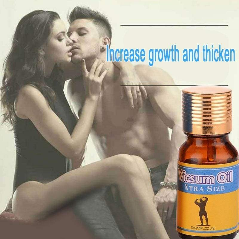 Why Not Give Yourself A Chance?Make Your Wife Feel Crazy?!Thickening Growth Increase Liquid Oil Cream for Men Health Care