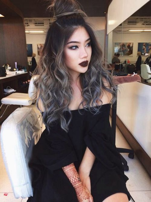 2020 Best Lace Front Wigs Gray Hair At 25 Good Wigs For Cosplay Hortaleza Hair Color Wigs Salt And Pepper Color