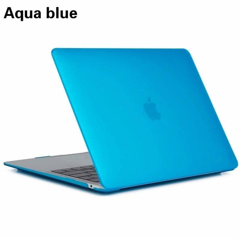 2019 The latest PC anti-fall laptop case Laptop Case for MacBook Air Pro Retina 11 12 13 15 Mac Book 15.4 13.3 inch Touch Bar Sleeve Shell Full Protective Cover