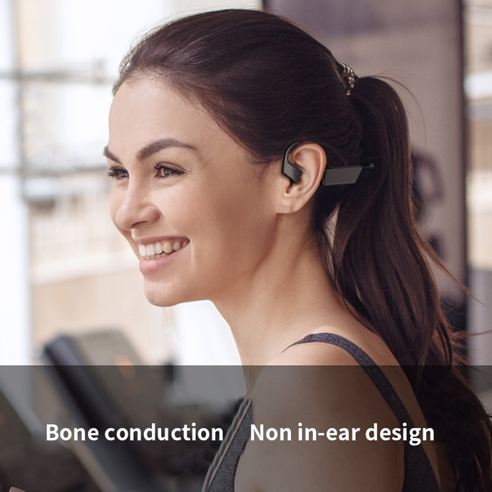 【Last Day Promotion 50% OFF】Bone Conduction Headphones - Bluetooth Wireless Headset🔥LIMITED SALE 🔥