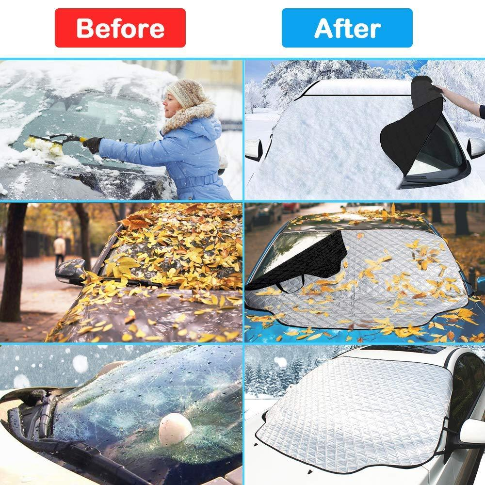【🚗BUY 2 GET 4 FREE🚗】multipurpose of premuim Windshield Snow Cover
